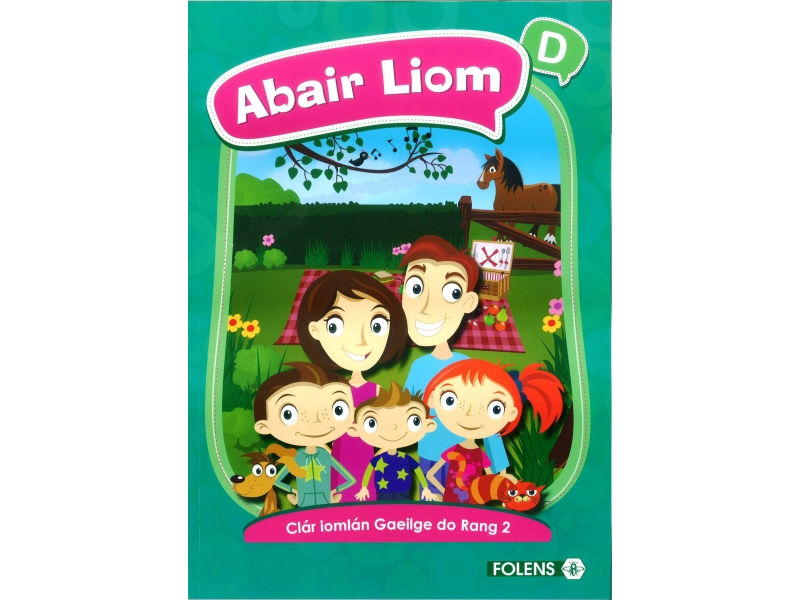 Abair Liom D - Second Class