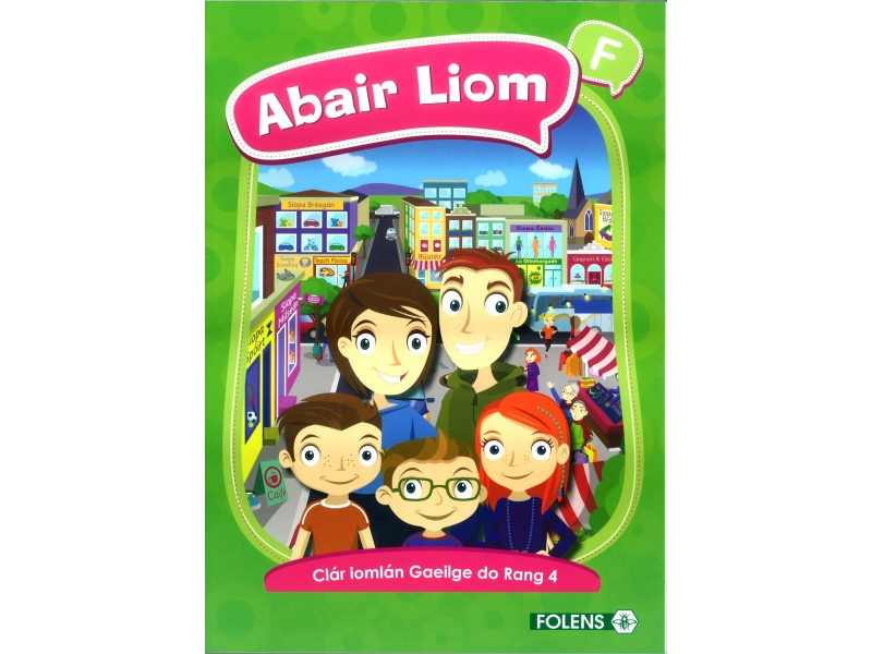 Abair Liom F - Fourth Class