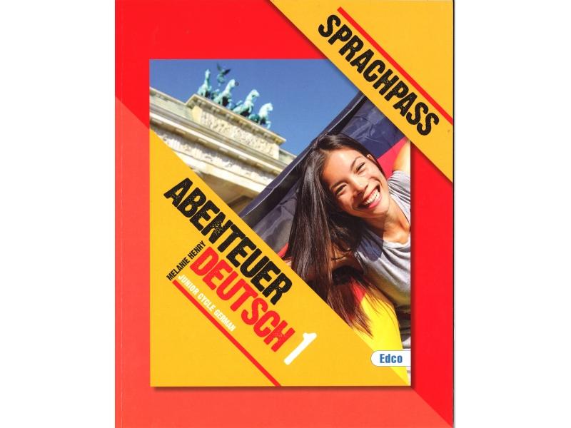 Abenteuer 1 - Workbook Only - Junior Cycle German