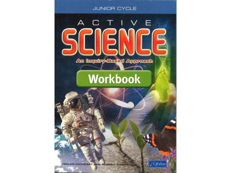 Active Science Workbook - Junior Cycle Science