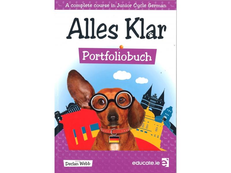 Alles Klar Portfolio - Junior Cycle German