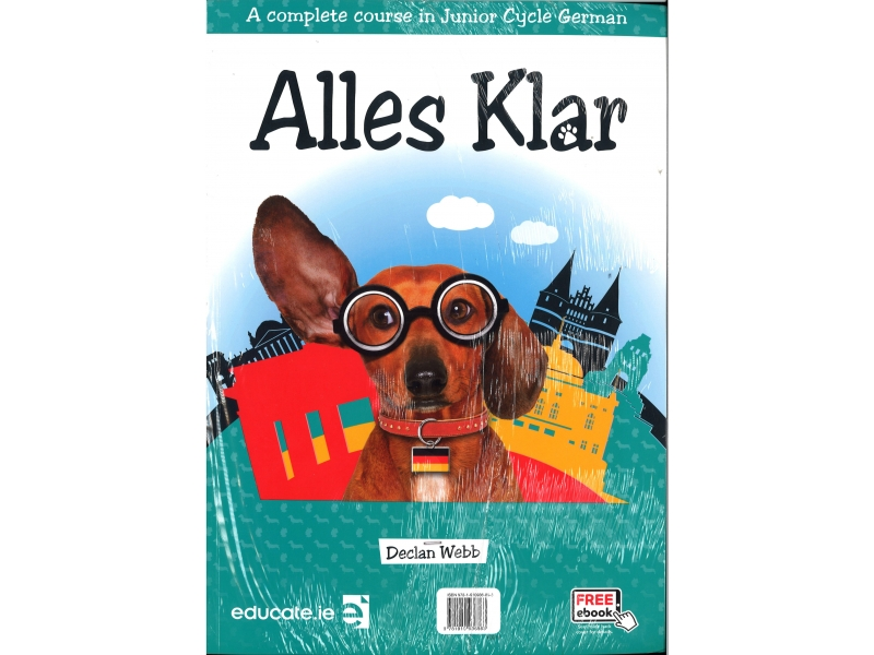 Alles Klar Pack - Junior Cycle German - Includes Free eBook