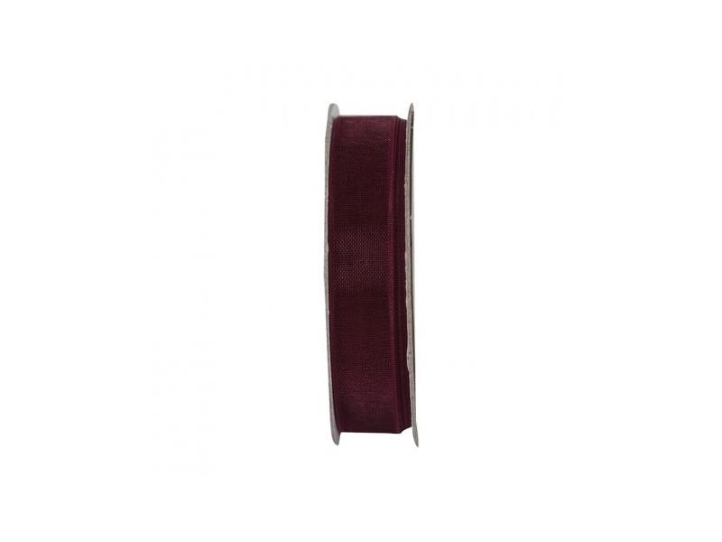 Ribbon 3m Organza - Cabernet