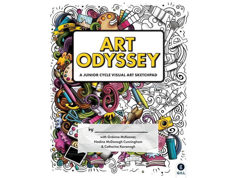 Art Odyssey - A Junior Cycle Visual Art Sketchpad