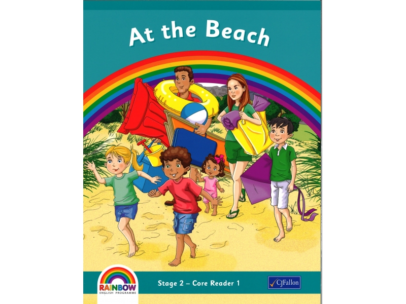 At The Beach - Core Reader 1 - Rainbow Stage 2 - First Class