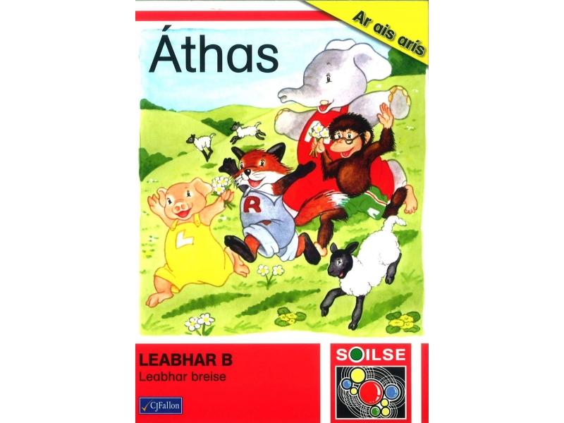 Áthas - Soilse - Leabhar B - Leabhar Breise - Senior Infants