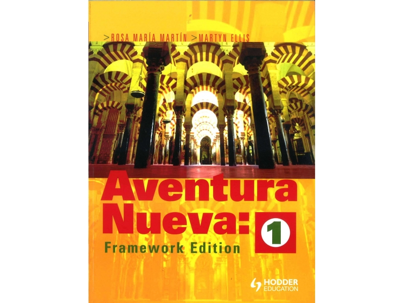 Aventura Nueva 1 Textbook