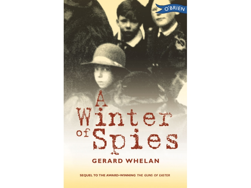 A Winter Of Spies - Gerard Whelan