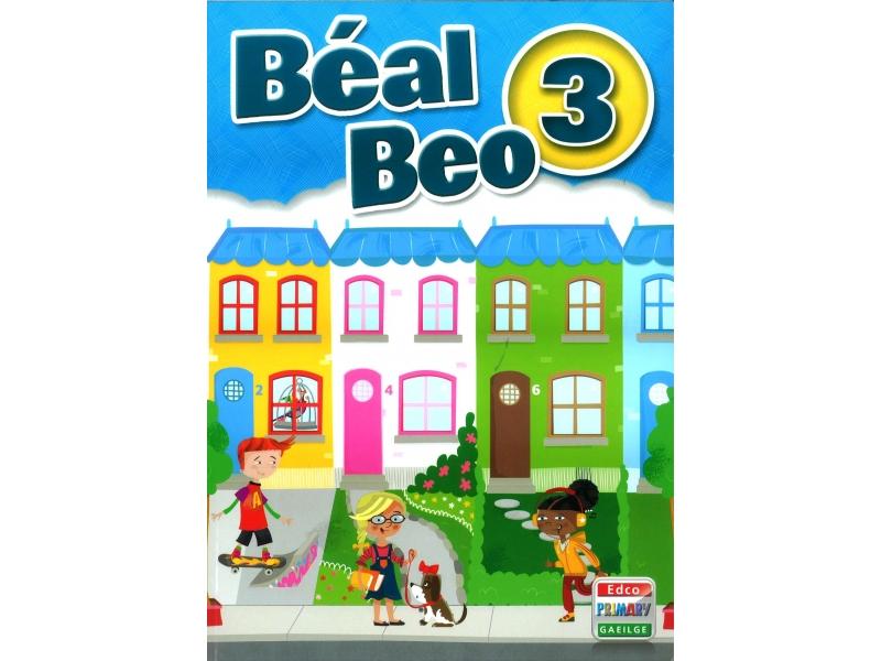 Béal Beo 3 - Third Class Textbook