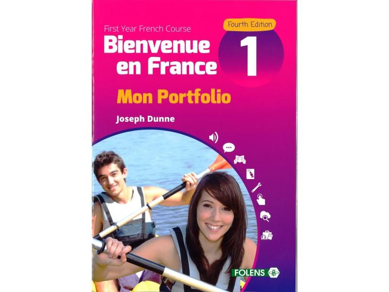 Bienvenue en France 1 - Mon Portfolio - 4th Edition