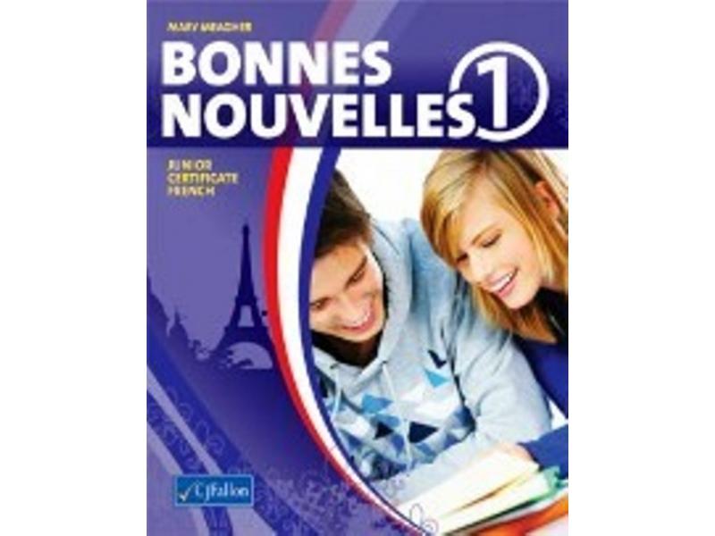 Bonnes Nouvelles 1 Pack - Textbook, Workbook & CDs