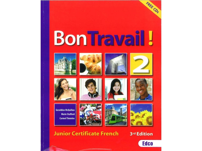 Bon Travail 2 - 3rd Edition - Includes Free eBook