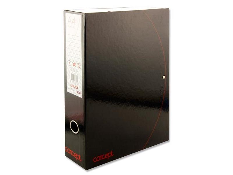 Concept Box File A4