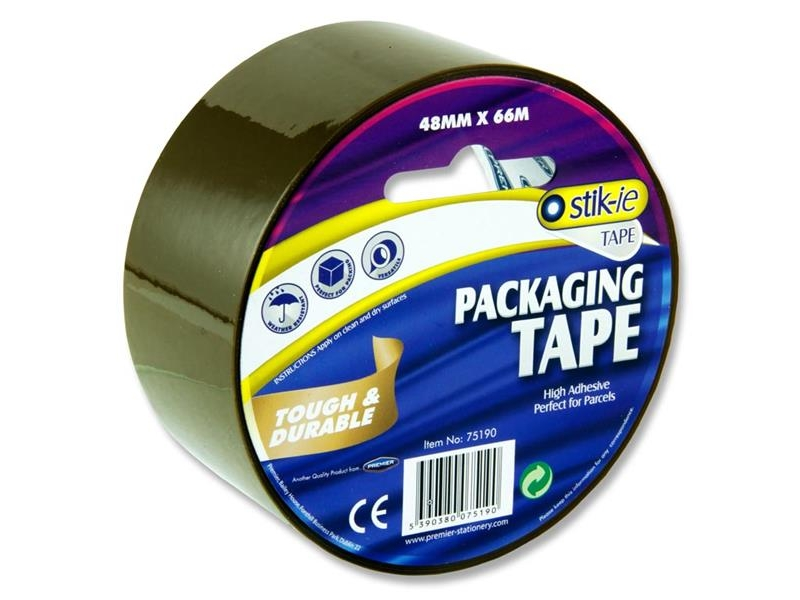 Brown package tape 48mmx66m