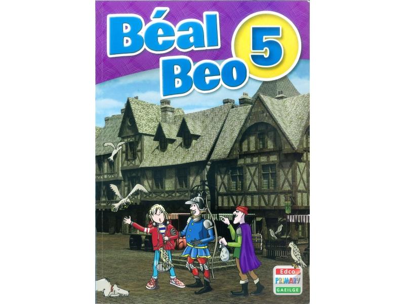 Béal Beo 5 - Fifth Class Textbook