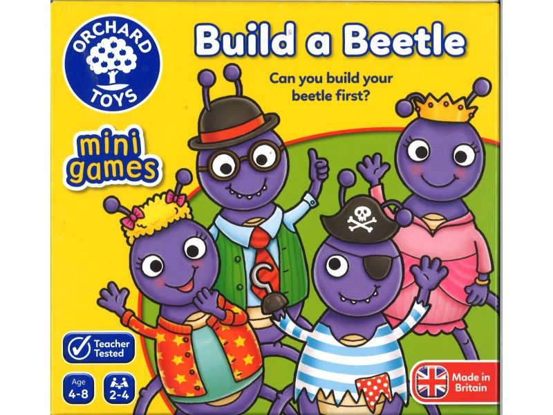 Build a Beetle