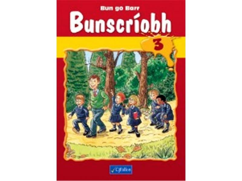 Bun Go Barr Bunscriobh 3