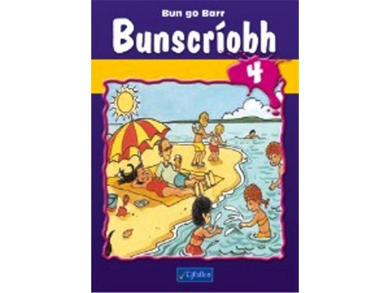 Bun Go Barr Bunscriobh 4