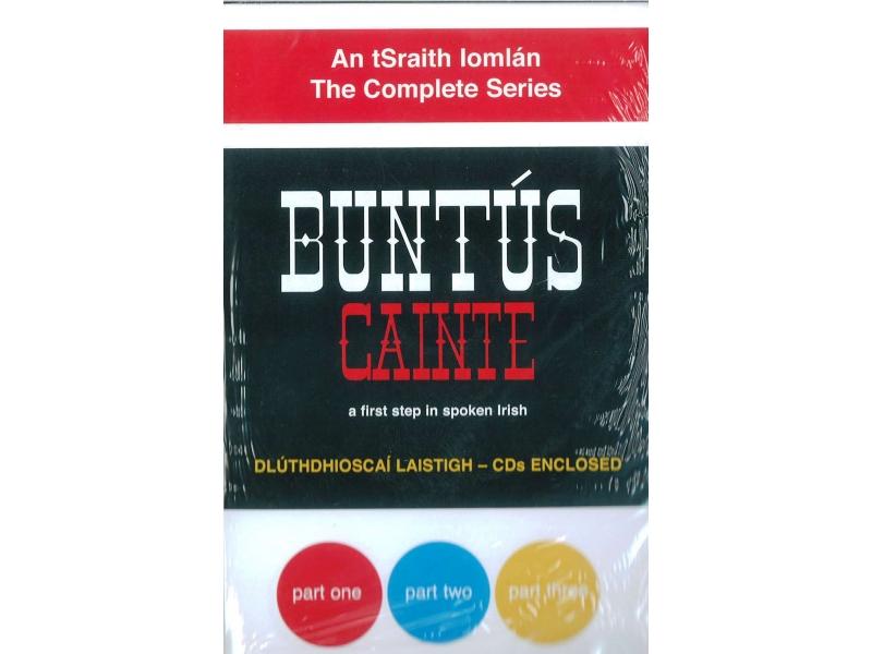 Buntus Cainte Set 1,2,3