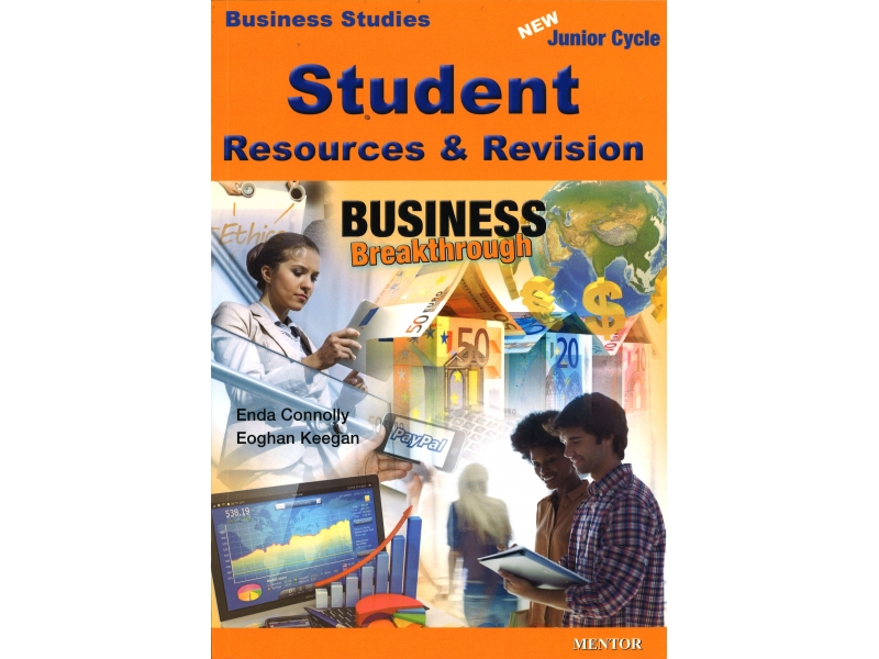 Business Breakthrough Student Resources & Revision  For New Junior Cycle Business Studies