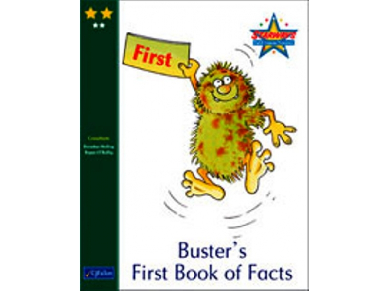 Buster's First Book Of Facts - Core Reader 2 - Starways Stage Two - Junior & Senior Infants