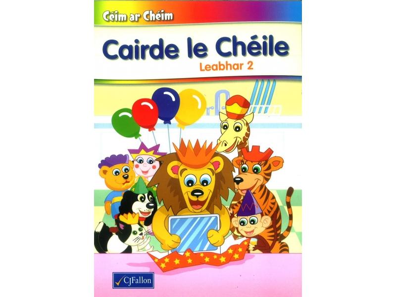 Céim ar Chéim Cairde le Chéile - Leabhar 2 - Second Class