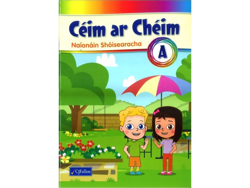 Céim ar Chéim A - Junior Infants