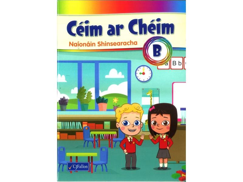 Céim ar Chéim B - Senior Infants