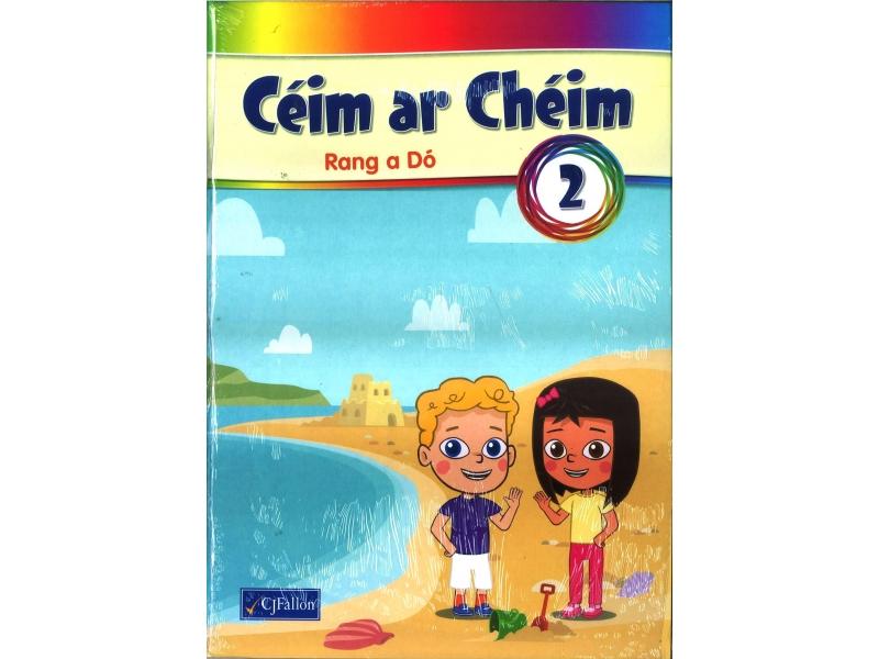 Céim ar Chéim 2 Pack - Reader & Workbook - Second Class