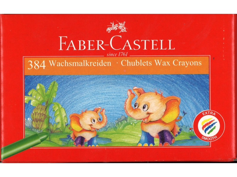 Faber-Castell Chublets 384 Pack