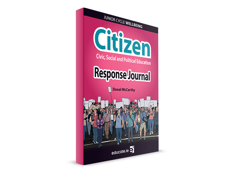 Citizen Response Journal Book - CSPE