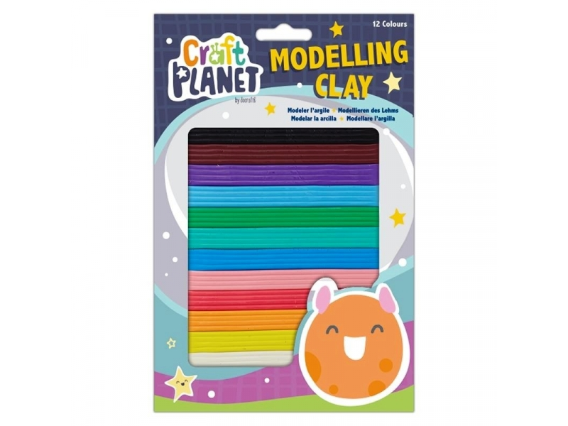Craft Planet - Modelling Clay