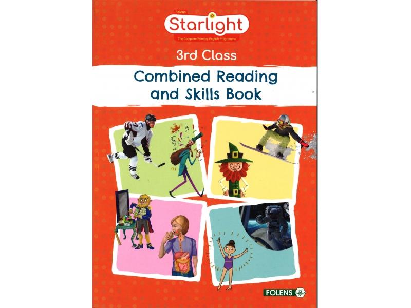 Combined Reading & Skills Book - Starlight - Third Class