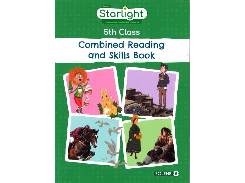 Combined Reading & Skills Book - Starlight - Fifth Class