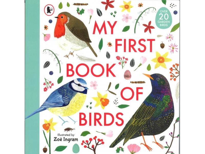 Zoe Ingram - My First Book Of Birds