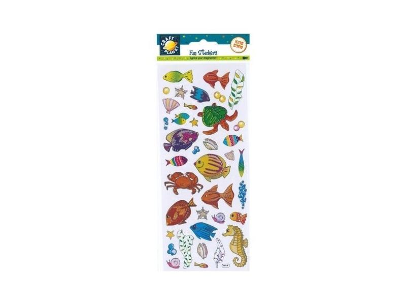 Craft Planet - Fun Stickers Sea Life
