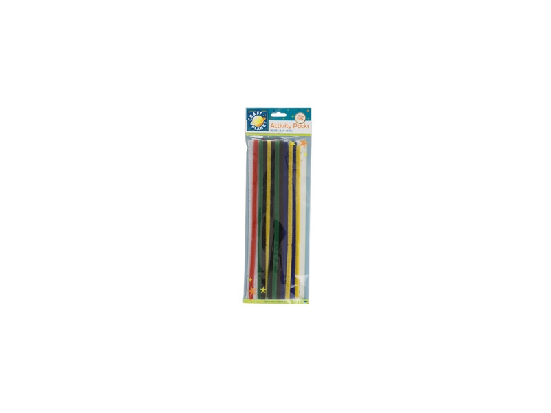 Pipe Cleaners Pack 20 - 300mm