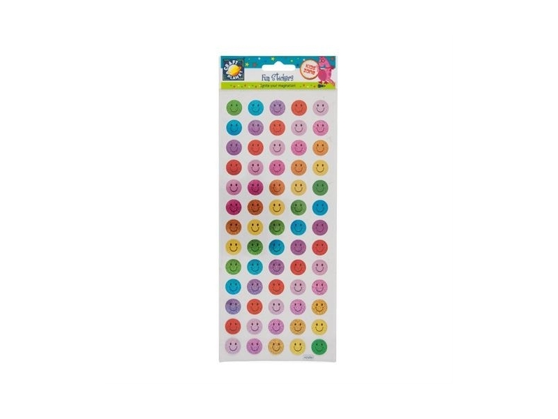 Craft Planet - Fun Stickers Happy Faces