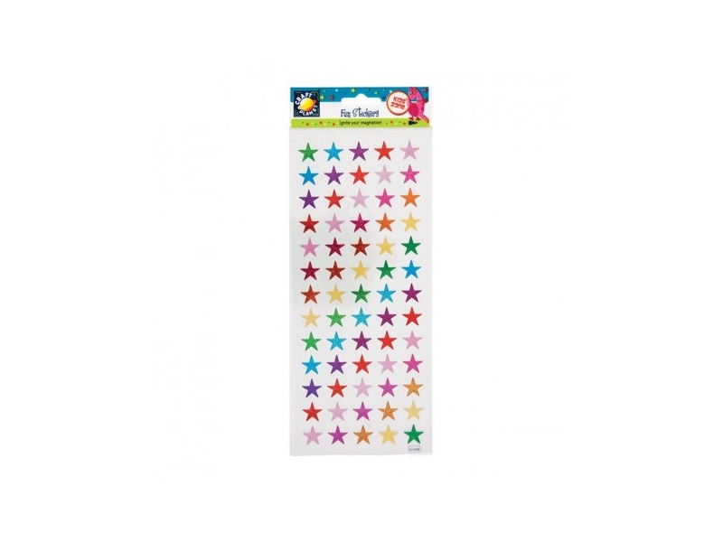 Craft Planet - Fun Stickers Stars
