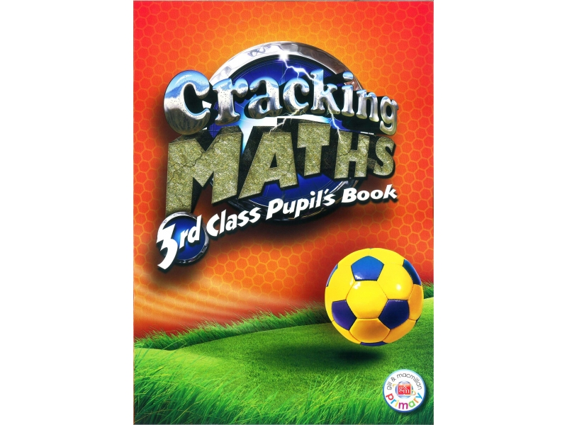 Cracking Maths 3rd Class - Textbook