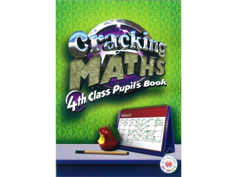 Cracking Maths 4th Class - Textbook