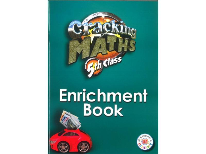 Cracking Maths 5th Class - Enrichment Book