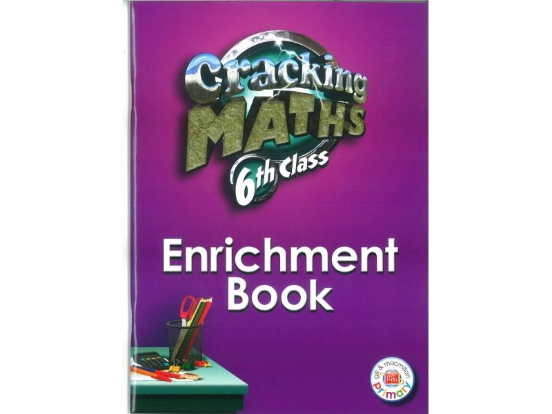 Cracking Maths 6th Class - Enrichment Book