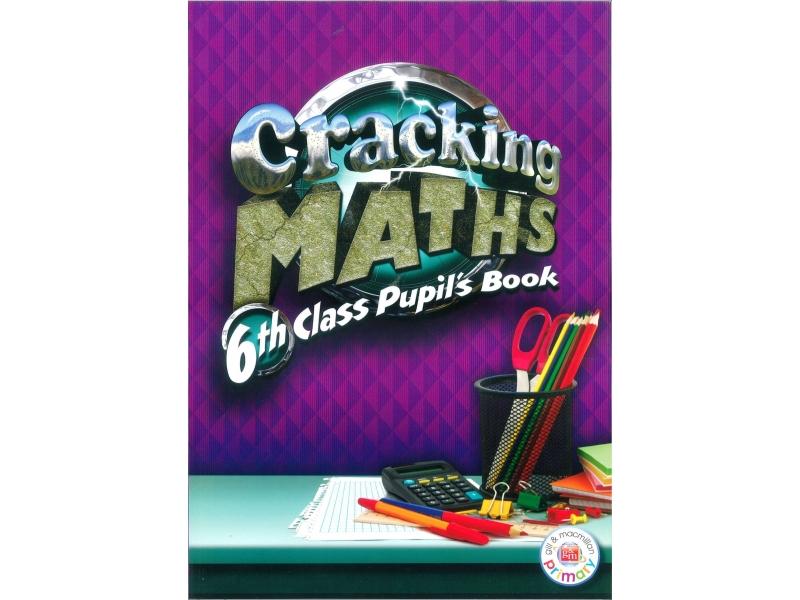 Cracking Maths 6th Class - Textbook