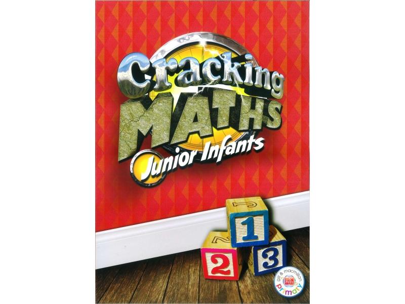 Cracking Maths Junior Infants Pack - Textbook & School/Home Link Workbook