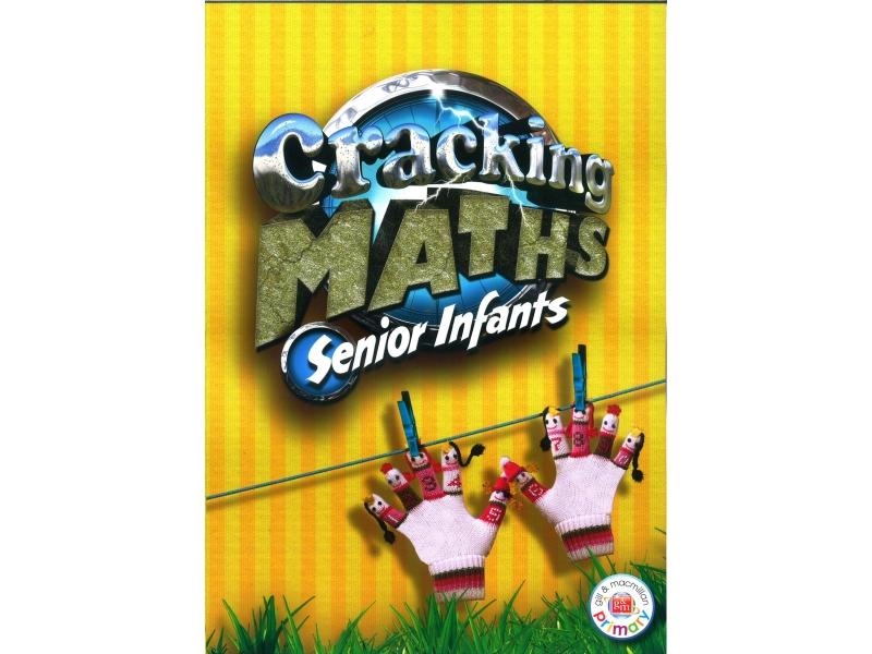 Cracking Maths Senior Infants Pack - Textbook & School/Home Link Workbook
