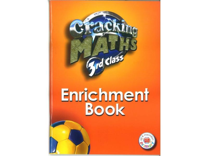 Cracking Maths 3rd Class - Enrichment Book