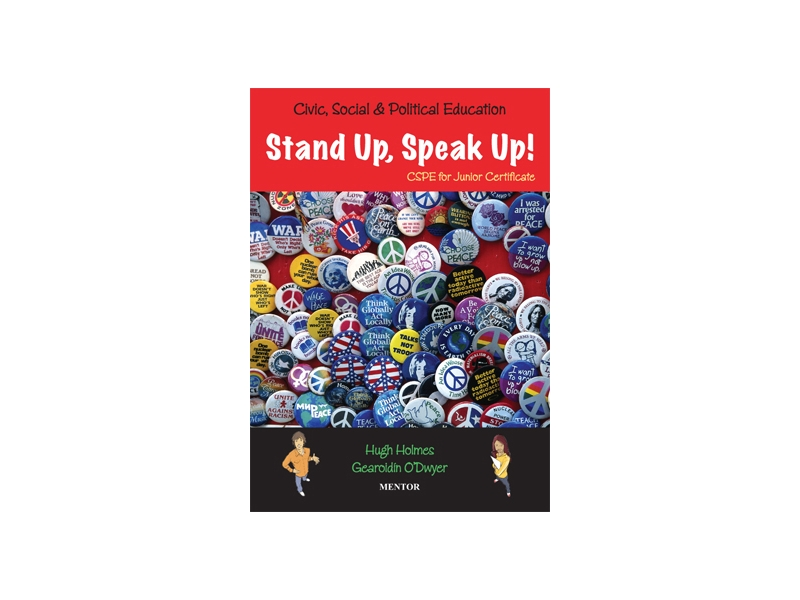 Stand Up, Speak Up Text Book