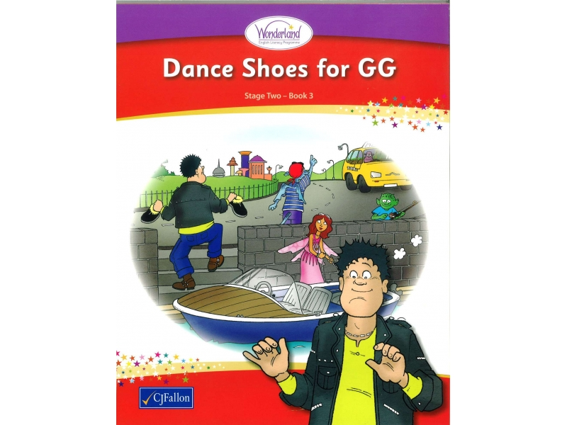 Dance Shoes For GG - Core Reader 3 - Wonderland Stage Two - First Class