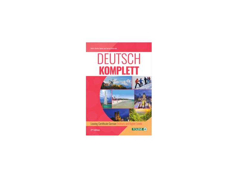 Deutsch Komplett 2nd Edition - Leaving Certificate German